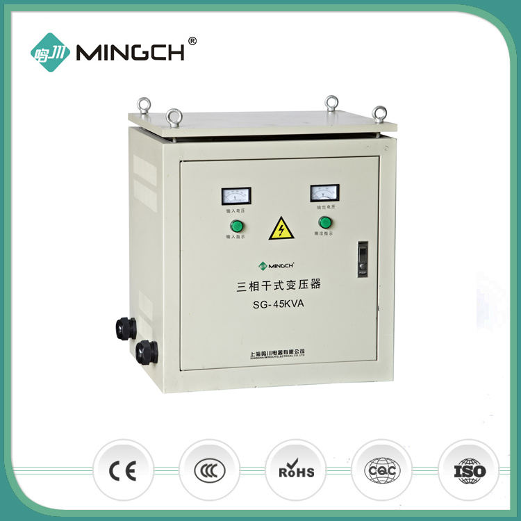 SG-45KVA TRANSFORMER-ZheJiang Mingch Electrical Co.,Ltd. on